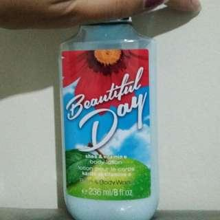 Bath and Body Works Beautiful Day Body Lotion