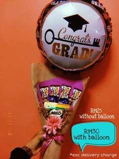 Chocolate Bouquet RM30