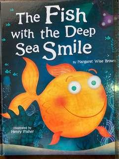 The Fish with the Deep Sea Smile (hardcover)