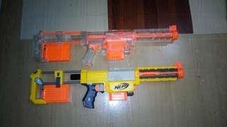 Nerf pair of Recon CS-6