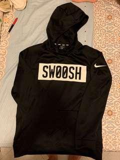 Nike swoosh sweater