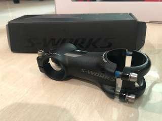 BN - Specialized S-Works SL Stem 75mm w/ Expander Plug