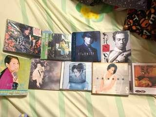 舊CD、VCD、DVD、電影 (每隻價錢不同)