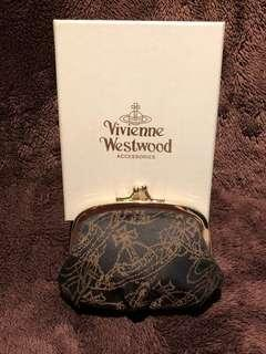 Vivienne Westwood Coins Bag 星球圖案 散子包 小銀包 口金