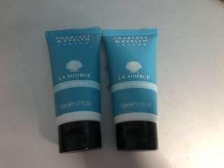 Hair shampoo & conditioner 50ML