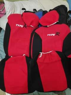 Cover seat kancil 850 Red