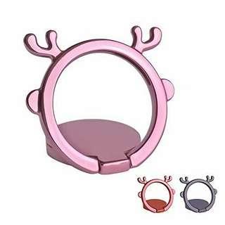 Original Oumino Phone Ring - Pink / Black / Red