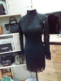 H&M black dress from thailnd🇹🇭