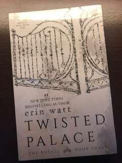 Twisted Palace (english; by Erin Watt)