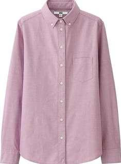 Uniqlo Women Oxford Shirt