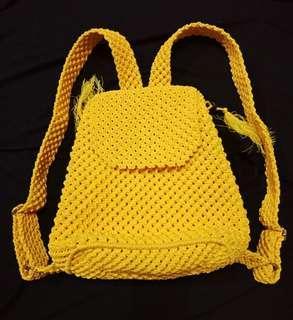 •S&C• Handmade Backpack