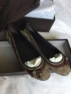 Almost new Gucci Flats shoes