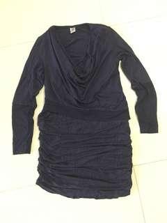 Cotton Maternity/Breastfeeding dress
