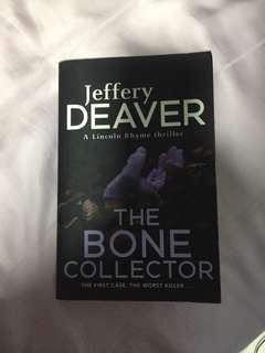 "🚚 Jeffrey Deaver ""The Bone Collection"""