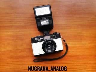 Kamera Analog Fujica M1 Warna Putih