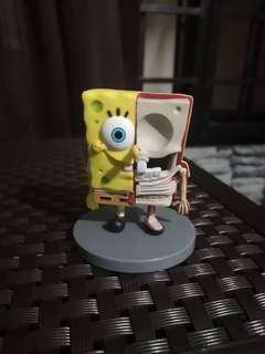 #MakeSpaceForLove spongebob Xxray by Jason Freeny