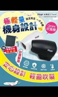 台灣Pingo迷你掌型吹風機 一年保養