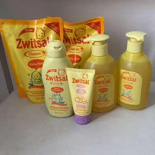 Paket Zwitsal Classic Baby Murah