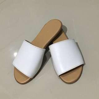 White Slip-ons (Size 7)