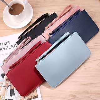 🚚 Long Fashionable Wallet in 7 Colours