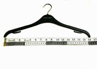 """30 pieces branded boutique Shirt & T-Shirt Hangers. 16"""" inches length'"""