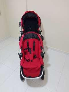 🚚 City Select Baby Jogger Double Stroller (Used)