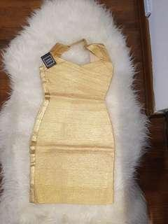 New Herve Leger bandage dress