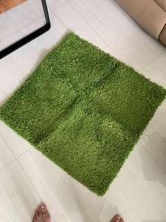 🚚 Ikea Carpet (green)