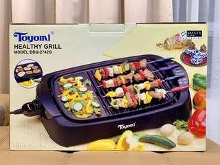 🚚 Toyomi Electric BBQ Grill