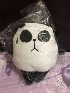Panda-a-panda聾貓公仔