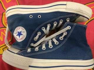 Converse CT high donker