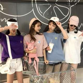 Basic Weather Shirt Korean Style