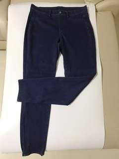 Uniqlo Denim Leggings Pants