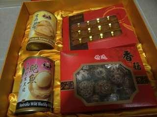 🚚 Abalone gift set