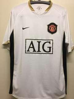 Manchester United 2006/07 Away Jersey