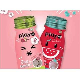 🚚 Playmore Cooling Watermelon / Ume Candy