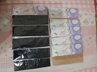 🚚 中統絲襪膚色5黑色5
