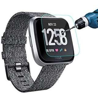 🚚 Fitbit Versa Tempered Glass Protector