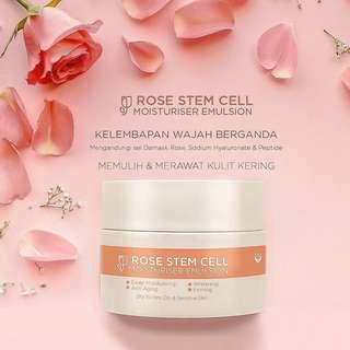 Preloved Sendayu Tinggi Rose Stem Cell Moisturiser for Normal, Dry and Combination Skin