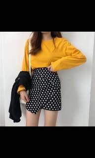 🚚 Mustard Long sleeve TOP