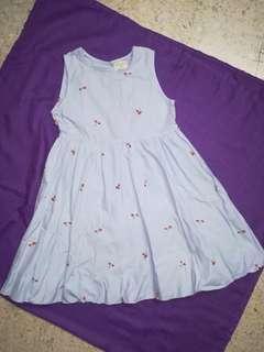 Little Girl cotton dress #MMAR18