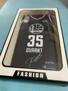 🏀現貨一件🏀2019 NBA ASG Kevin Durant iphone XR Case 杜蘭特iphone XR手機殼
