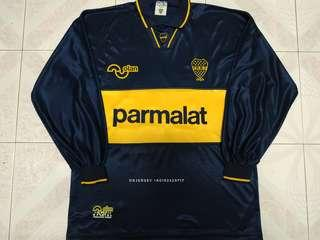 Boca juniors home kit jersey 93/96