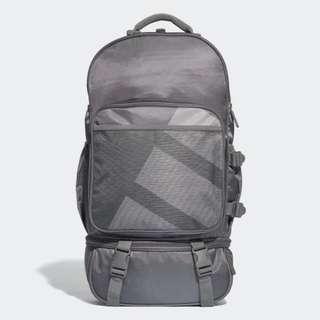 adidas grey street eqt backpack