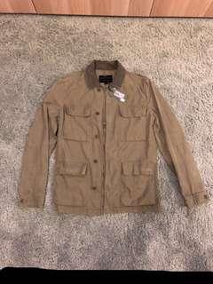 All Saints men's army jacket 男裝軍褸