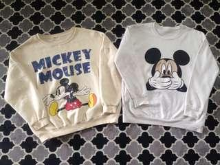 Mickey Sweatshirt #under90