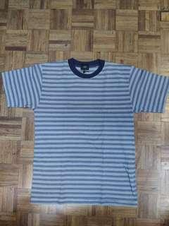 (Good condition) Stripe Men's Short Sleeve Top or Tshirt
