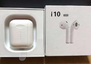 🚚 i10 TWS無線藍芽耳機