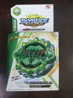 Hazard Karbeus c/w holder - beyblade battle series