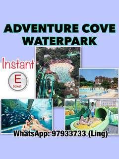 🚚 Adventure Cove Waterpark